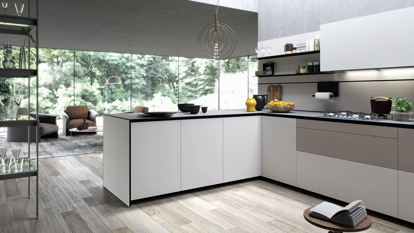 Küche Forma Mentis Valcucine | Ronchi è Abitare