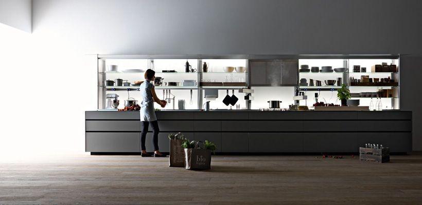 Küche New Logica System Valcucine   Ronchi è Abitare Verkäufer