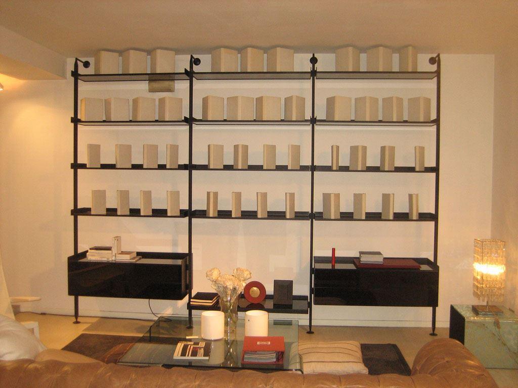 Libreria modello zenit rimadesio ronchi abitare for Rimadesio outlet