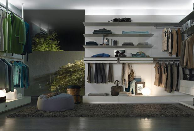 Abacus ronchi abitare - Cabine armadio moderne ikea ...