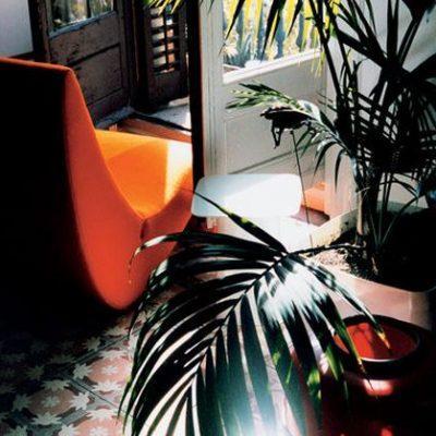 lounge chair AMOEBE3