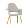 poltroncina organic chair vitra