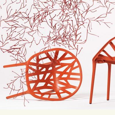 sedia vegetal vitra ant